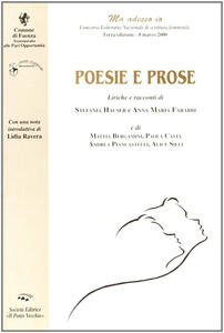 Poesie e prose. Concorso nazionale di scrittura al femminile 2002