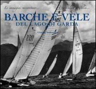 Barche e vele del lago di Garda