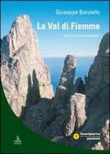La val di Fiemme. Itinerari escursionistici.pdf