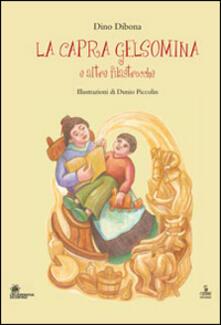 La capra Gelsomina e altre filastrocche - Dino Dibona - copertina