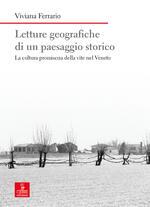 Letture geografiche di un paesaggio storico. La coltura promiscua della vite nel Veneto