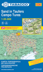 Campo Tures 1:25.000