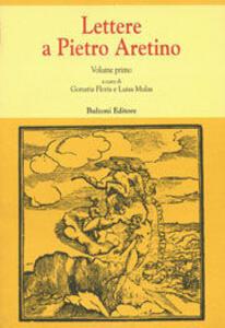 Lettere a Pietro Aretino