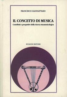 Winniearcher.com Il concetto di musica. Contributi e prospettive della ricerca etnomusicologica Image
