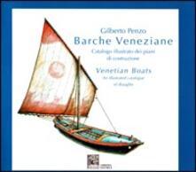 Charun.it Barche di Venezia. I piani di costruzione. Catalogo illustrato Image