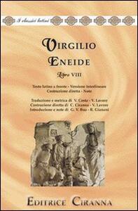 Eneide. Libro 8º
