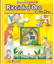 Riccioli doro e i tre orsi. Libro puzzle.pdf