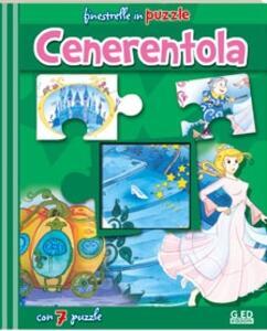 Cenerentola. Libro puzzle