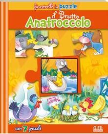 Premioquesti.it Il brutto anatroccolo. Libro puzzle Image