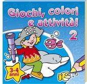 Giochi, colori e attivita! (5-7 anni)