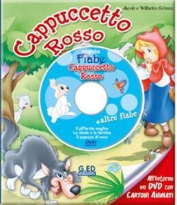 Cappuccetto Rosso. Con DVD
