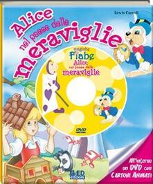 Squillogame.it Alice nel paese delle meraviglie. Ediz. illustrata. Con DVD Image