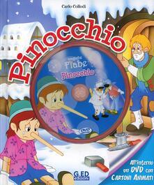 Antondemarirreguera.es Pinocchio. Ediz. illustrata. Con DVD Image