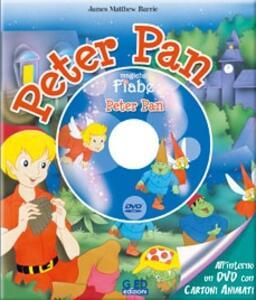Peter Pan. Con DVD