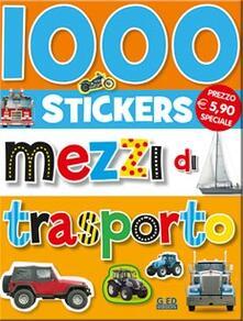 3tsportingclub.it Mille stickers. Mezzi di trasporto Image