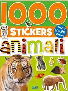 Daddyswing.es Mille stickers. Animali Image