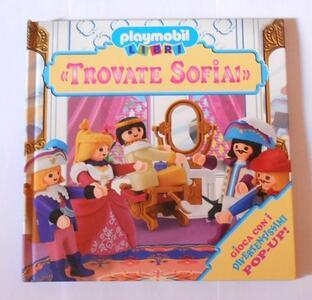 Playmobil Libri - Trovate Sofia