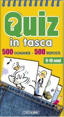 Winniearcher.com Quiz in tasca. 500 domande 500 risposte Image