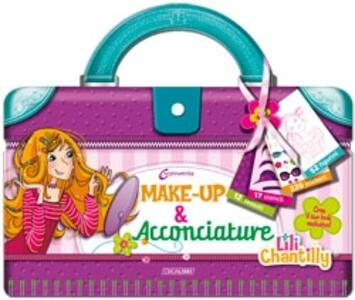 Make-up & acconciature. Ediz. illustrata. Con gadget