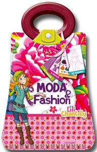 Moda & fashion. Con adesivi. Ediz. illustrata
