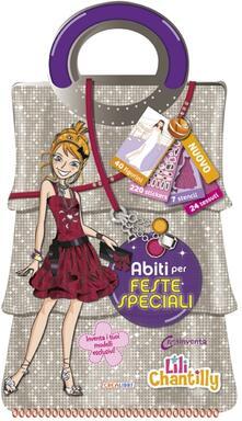Radiospeed.it Abiti per feste speciali. Con adesivi. Ediz. illustrata Image