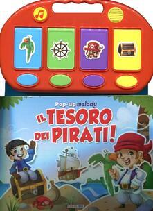 Voluntariadobaleares2014.es Il tesoro dei pirati. Libro pop-up Image