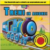 Treni in azione! Libro sonoro