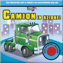 Antondemarirreguera.es Camion in azione! Libro sonoro Image