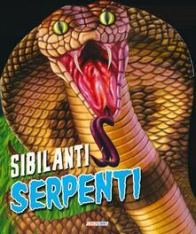 Voluntariadobaleares2014.es Sibilanti serpenti. Un mondo di animali Image