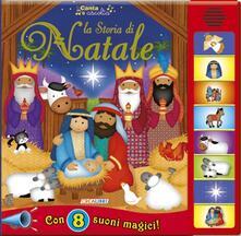Ristorantezintonio.it La storia di Natale. Libro sonoro Image