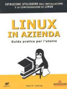 Rallydeicolliscaligeri.it Linux in azienda: guida pratica per l'utente Image