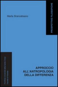 Libro Approccio all'antropologia della differenza Marta Brancatisano