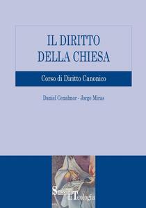 Ebook diritto nella chiesa Cenalmor, Daniel , Miras, Jorge