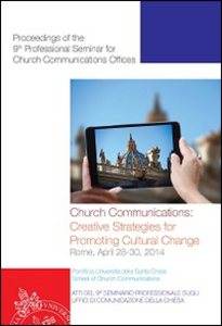 Libro Church communication: creative strategies for promoting cultural change