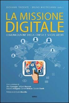 Camfeed.it La missione digitale. Comunicazione della Chiesa e social media Image