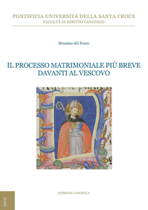 Ebook processo matrimoniale più breve davanti al vescovo Del Pozzo, Massimo