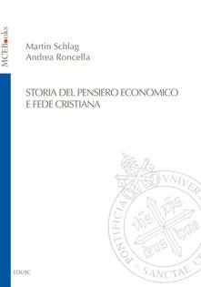 Radiospeed.it Storia del pensiero economico e fede cristiana Image