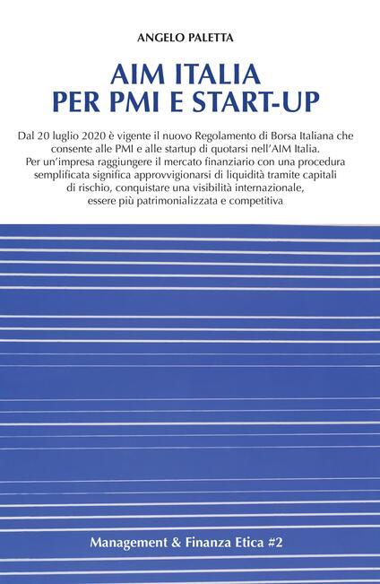 AIM Italia per PMI e Start-up - Angelo Paletta - ebook