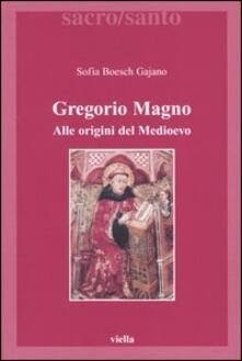 Camfeed.it Gregorio Magno. Alle origini del Medioevo Image