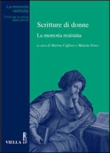 Listadelpopolo.it Scritture di donne. La memoria restituita Image