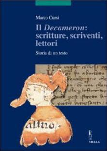 Il «Decameron»: scritture, scriventi, lettori. Storia di un testo.pdf
