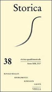 Storica (2007). Vol. 38