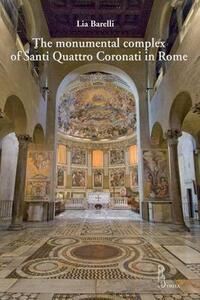 The monumental complex of Santi Quattro Coronati in Rome