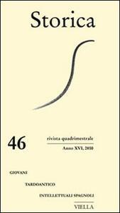 Storica (2010). Vol. 46