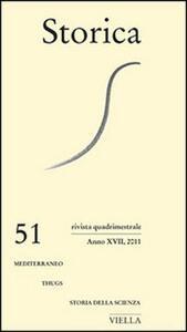 Storica (2011). Vol. 51