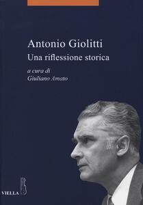 Libro Antonio Giolitti. Una riflessione storica