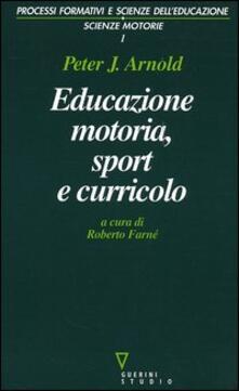Promoartpalermo.it Educazione motoria, sport e curricolo Image