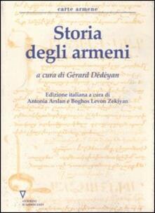 Fondazionesergioperlamusica.it Storia degli armeni Image