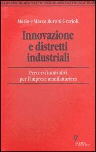 Innovazione e distretti industriali. Percorsi innovativi per l'impresa manifatturiera