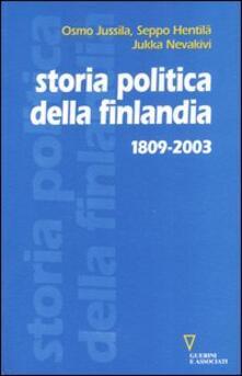 Birrafraitrulli.it Storia politica della Finlandia 1809-2003 Image